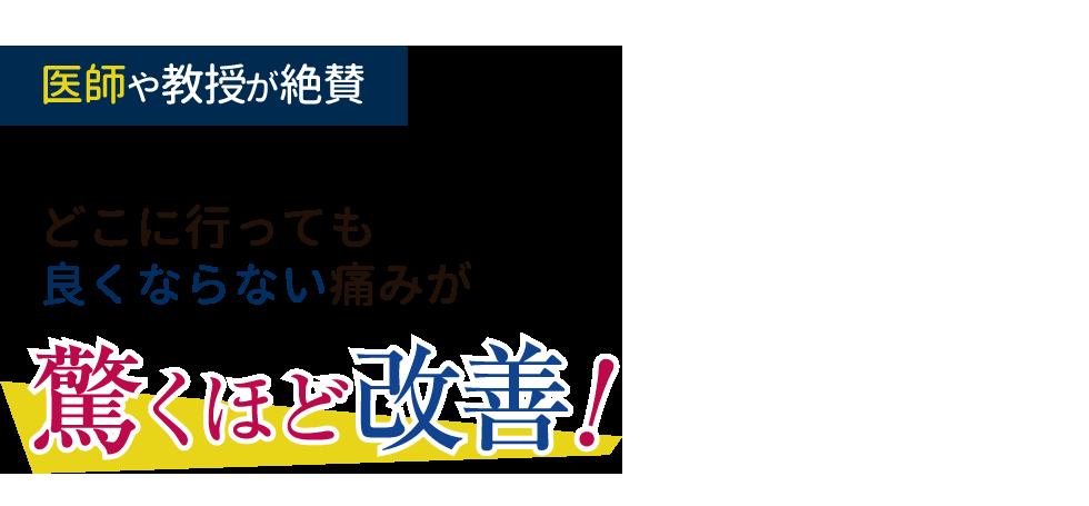 広島で口コミ1位の整体なら「はぴねす鍼灸整骨院 中広院」 メインイメージ